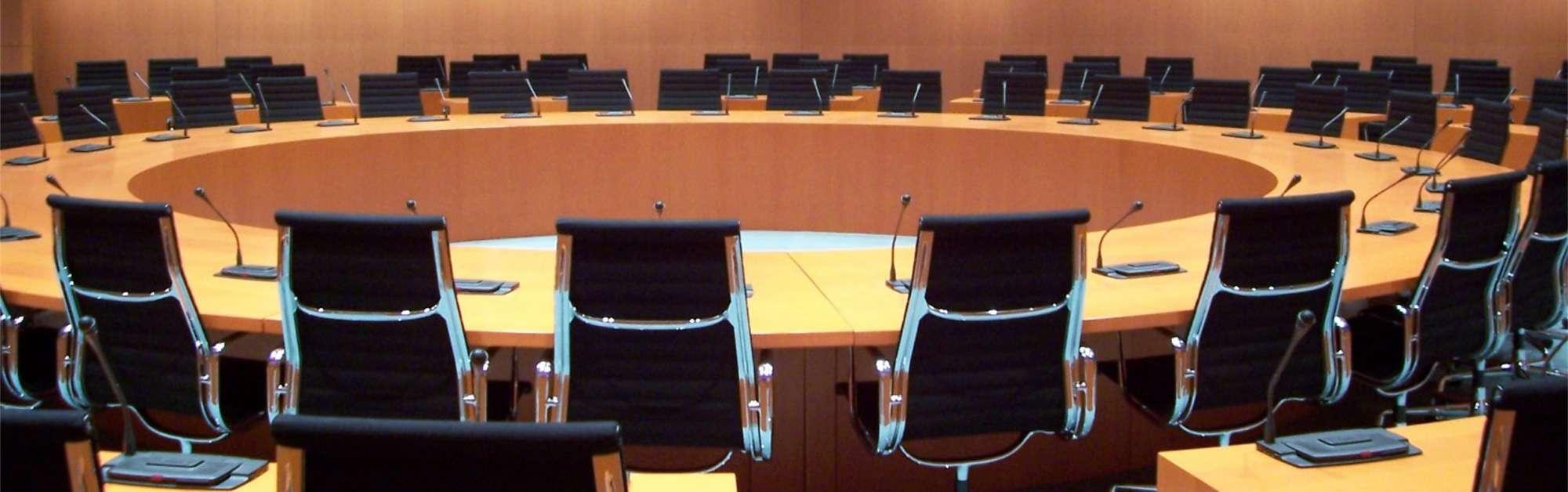 Sitzung Kommune Besprechung Beratung MTG Wirtschaftskanzlei Bayern