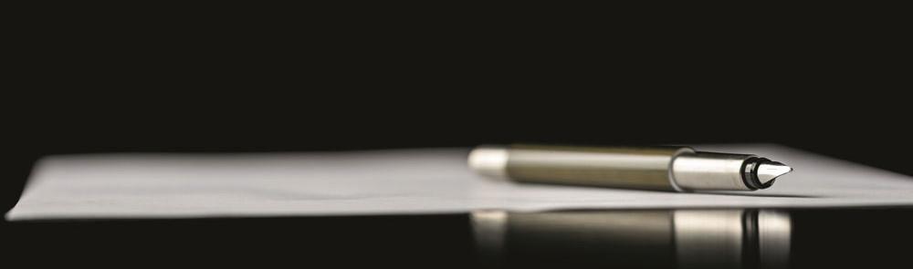 Kugelschreiber MTG Erbrecht Unterschrift Stift Wirtschaftskanzlei Bayern