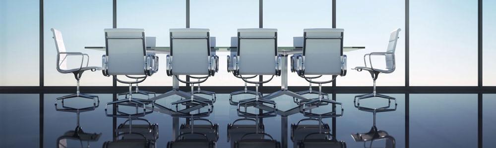 Stühle Konferenz Beratung Rechtsberatung Unternehmensnachfolge Wirtschaftskanzlei MTG Bayern