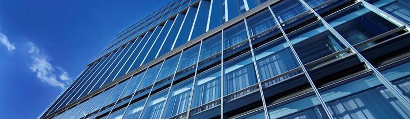 Fenster Büro Fassade MTG Wirtschaftskanzlei Bayern